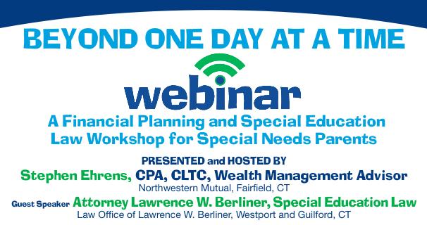 Nov 10 special needs webinar