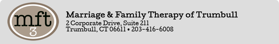 Marriage & Family Therapy of Trumbull, CT (MFT3)
