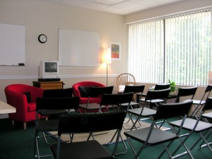 The MFT3 offices are ideal for workshops